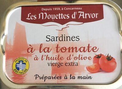 Sardines au piment d'espelette bio - Produit