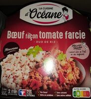 Boeuf façon tomate farcie - Product - fr