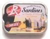 Sardines à l'huile d'Olive et Citron - Produit