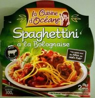 Spaghettini à la Bolognaise - Produit - fr