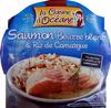 Saumon Beurre blanc & Riz de Camargue - Product