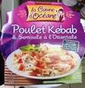 Poulet Kebab & Semoule à l'Orientale - Product