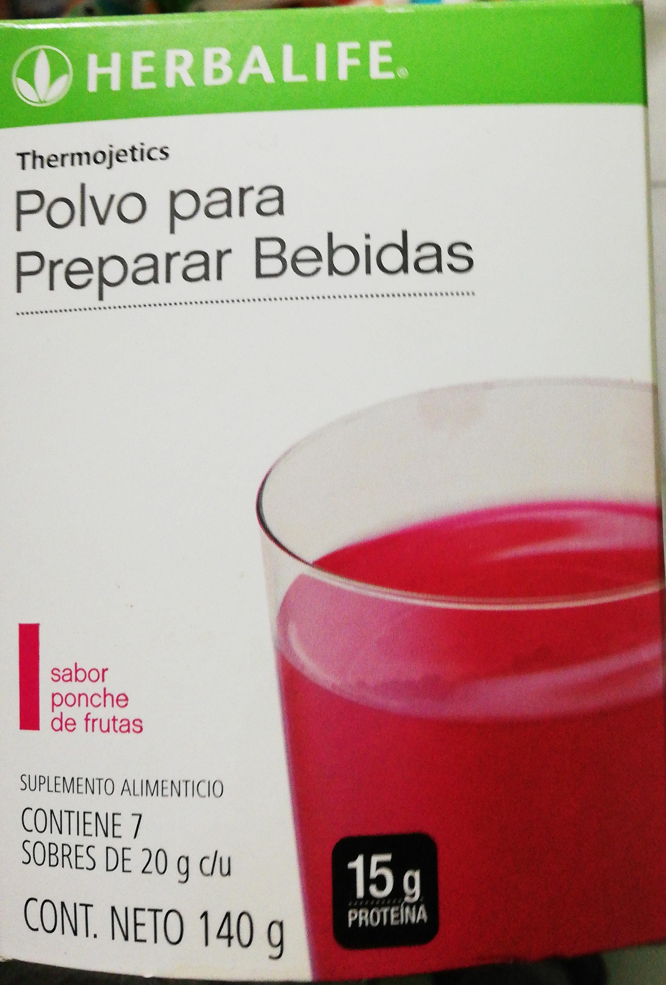 Polvo para preparar bebidas - Product - es