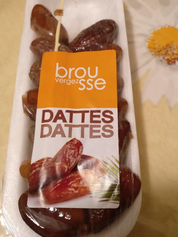 Dattes Deglet - Produit