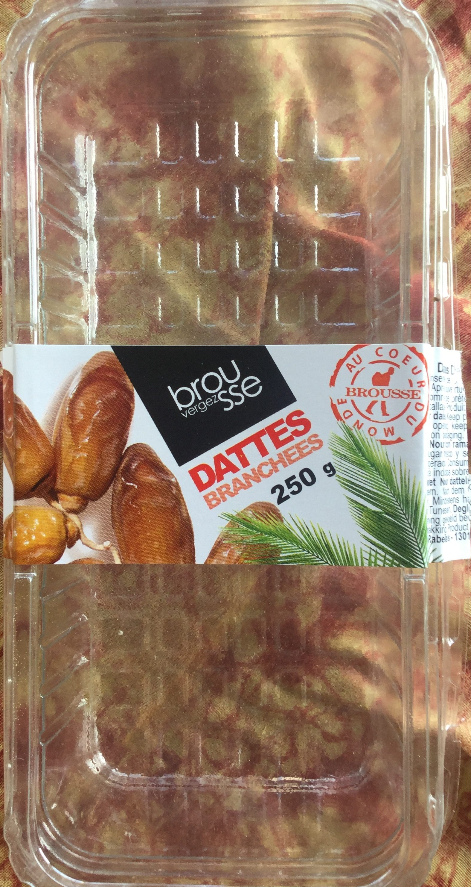 Dattes branchées - Prodotto - fr