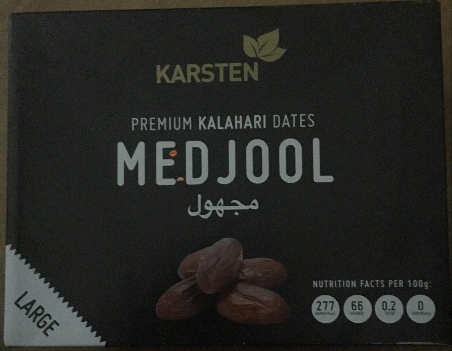 Dattes Medjool - Produit - fr