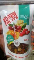 Mélange Super Fruits - Produit