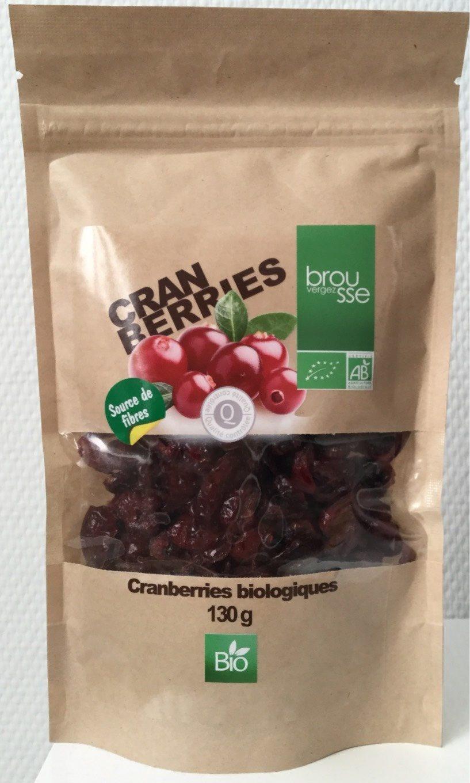 Cranberries - Produit