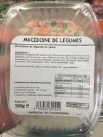 Macédoine de Légumes - mayonnaise - Produit - fr