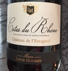 vin rouge côte du Rhône - Product
