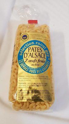Pates D'Alsace - Product