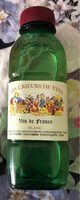 Vin de France blanc - Produit - fr