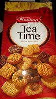 Tea Time Biscuit Assortiment - Produit - fr