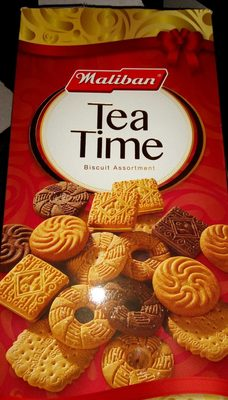 Tea Time Biscuit Assortiment - Produit