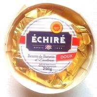Beurre de baratte d'excellence doux - Product