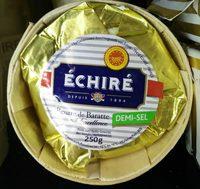 Beurre de Baratte d'Excellence Demi-Sel AOP - Produit