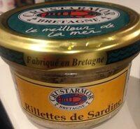 Rillettes de sardine - Prodotto - fr