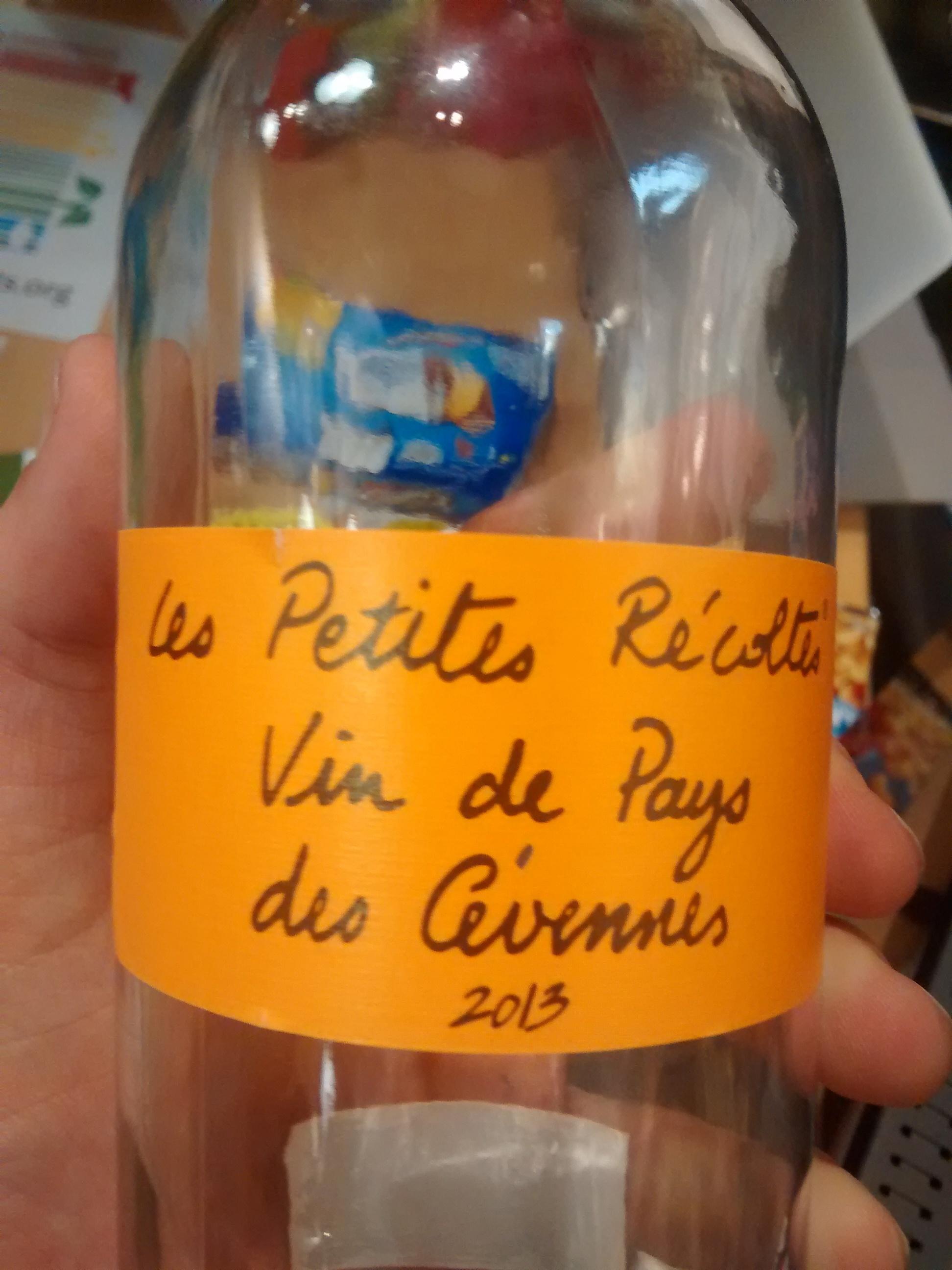 Vin de Pays des Cévennes 2013 - Product