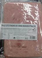 Epaule cuite standard decouénné degraissé - Produit - fr