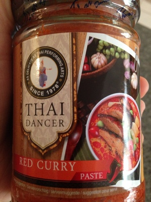 Red Curry Paste - Product - de