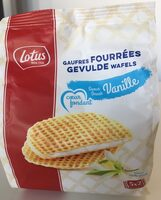 Gaufres fourrees - Product - fr
