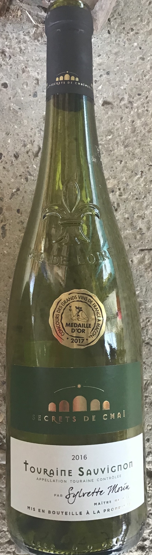 Touraine Sauvignon 2016 - Product - fr