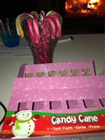 Bte Candy Canes X10 180G, - Product