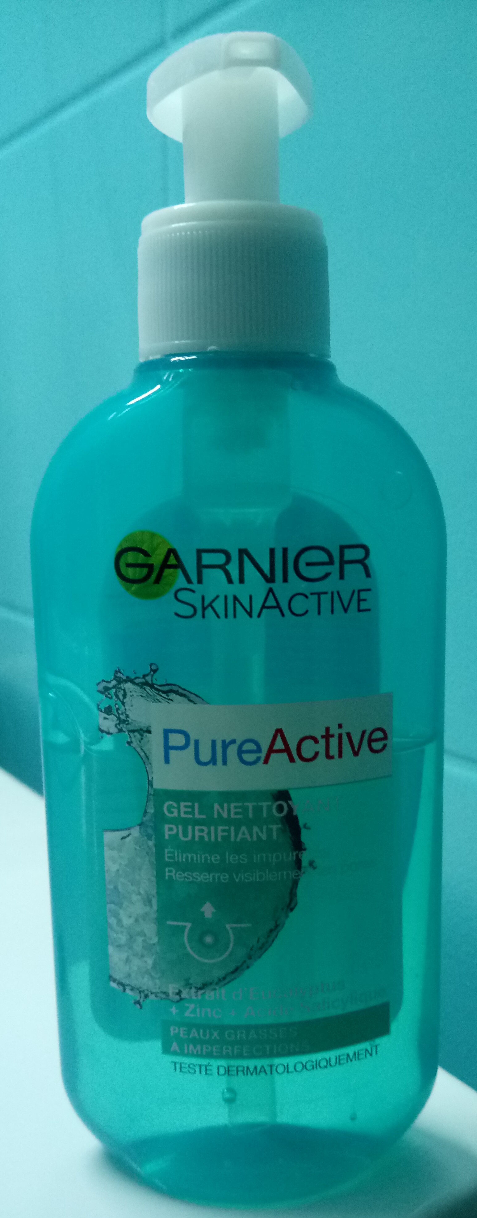 Pure Active Gel Nettoyant Purifiant - Product