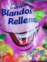 Caramelos blandos rellenos - Producto