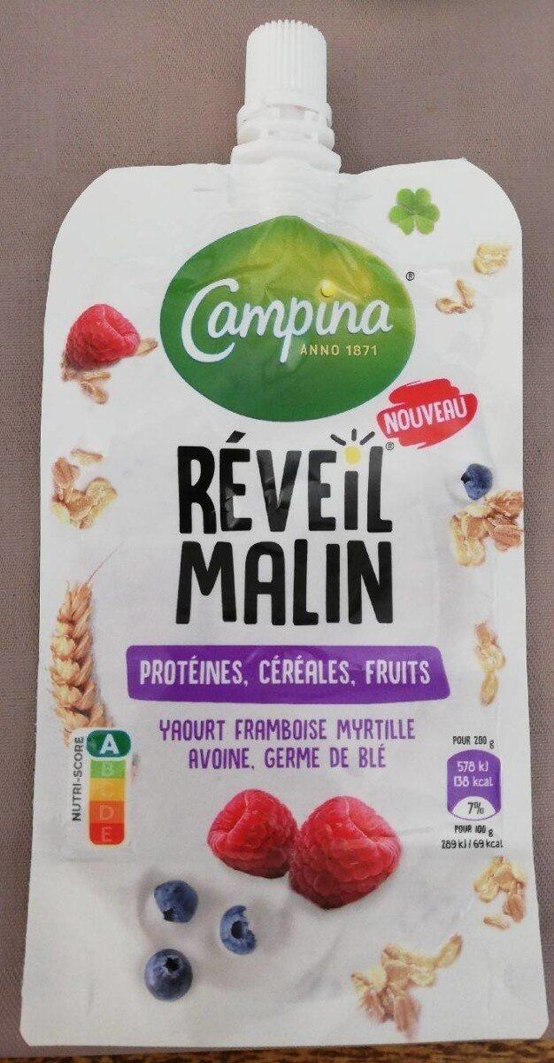 Campina reveil malin - Produit - fr