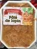 Pâté de Lapin - Product