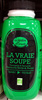 La vraie soupe Courgettes & Epinards Haricots verts & Persil - Product