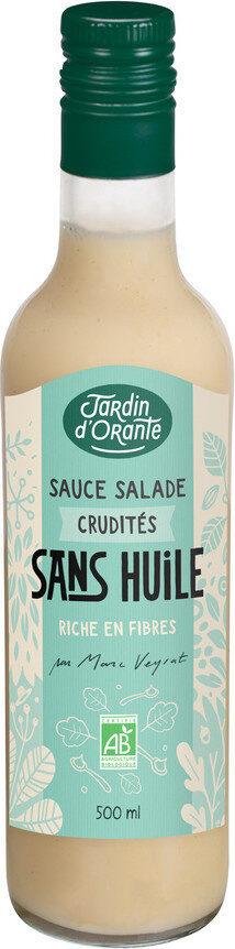 Sauce salade sans huile crudité - Prodotto - fr