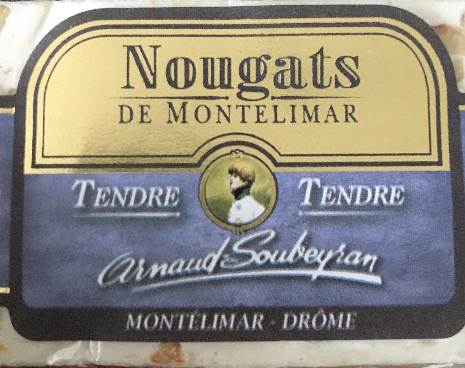 Nougats de montelimar - Produit - fr