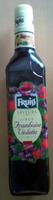 Sirop Framboise Violette - Product - fr