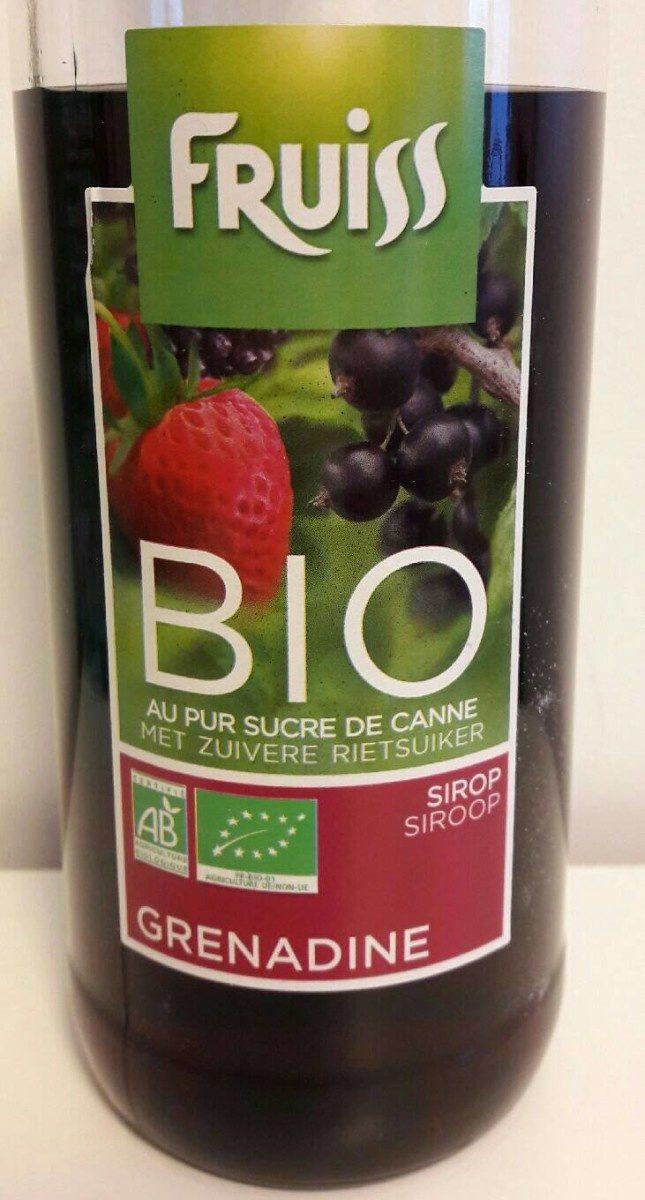 Grenadine Bio - Produit