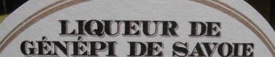 Génépi de Savoie L'Ancienne - Ingrédients - fr
