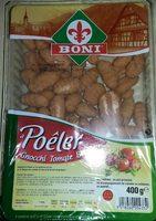 Gnocchi tomate basilic a poeler - Produit