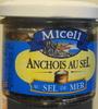 Anchois au sel de mer - Product