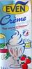 Crème liquide UHT pour cuisiner et foissonner - Product