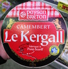 Camembert Le Kergall (23 % MG) -