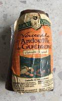 Véritable Andouille de Guéméné - Voedingswaarden