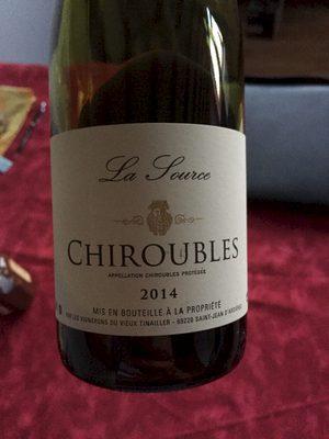 Chirouble - Produit