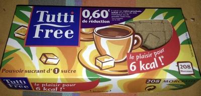 Edulcorant sucre de canne en petits morceaux - Produit - fr