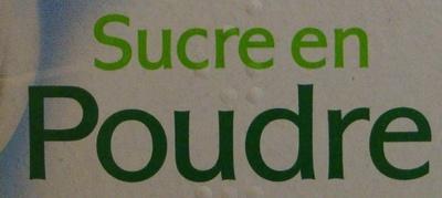 Sucre en poudre - Ingrediënten