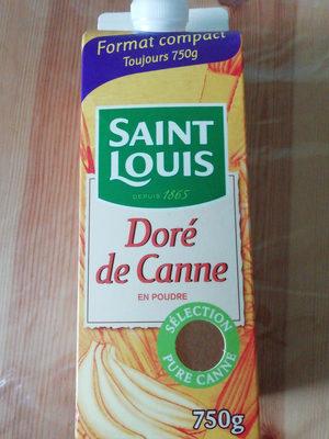 Doré de Canne - Ingredients - fr