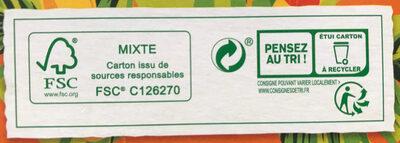Cassonade - Istruzioni per il riciclaggio e/o informazioni sull'imballaggio - fr
