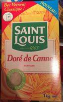 Doré de Canne en poudre - Produit