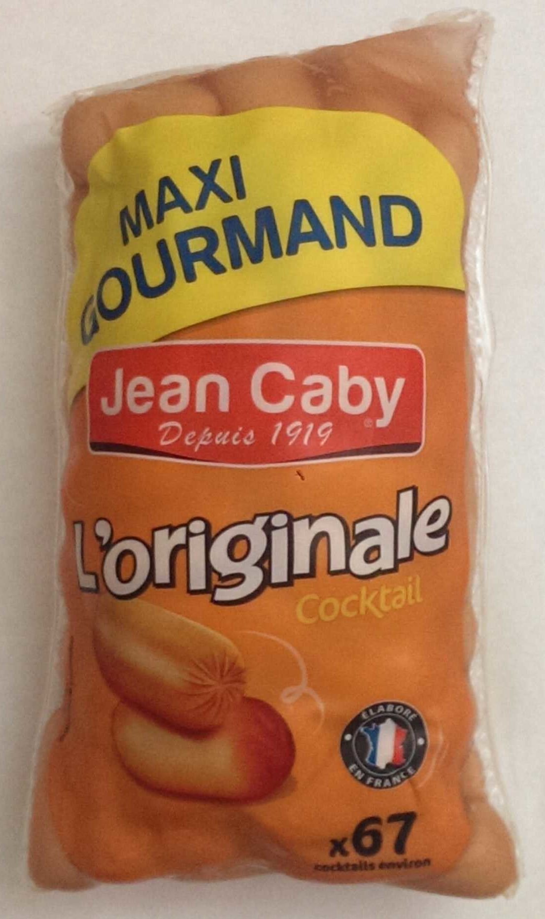 L'originale, Cocktail - Produit