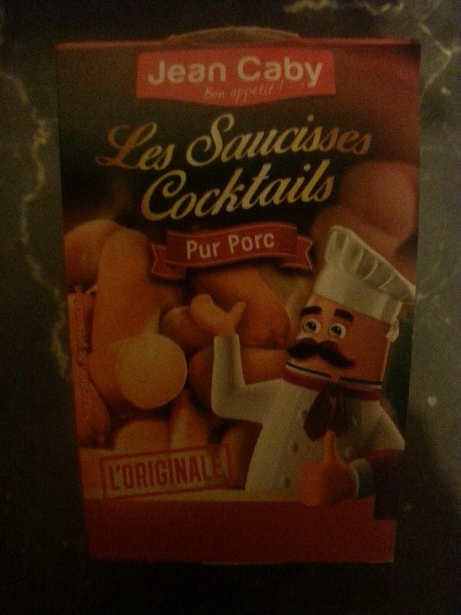 Les saucisses cocktails - Product - fr